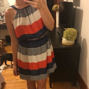 Cocktail dress from a little boutique in Chicago